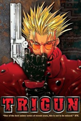Poster of TRIGUN