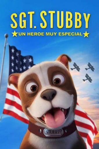Poster of Sargento Stubby, un héroe muy especial