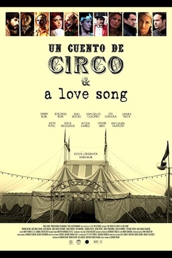Poster of A circus tale & a love song