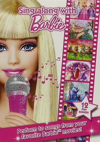 Poster of Sing along with Barbie