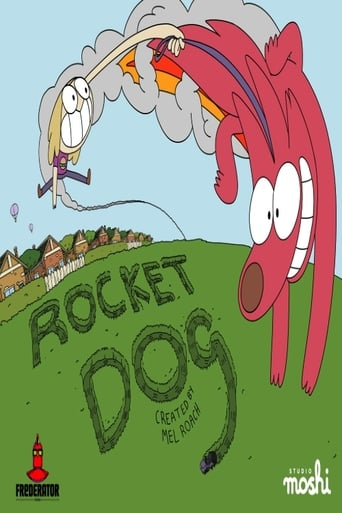 Poster of Rocket Dog