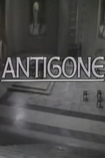 Poster of Theban Plays: Antigone