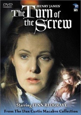 Poster of The Turn of the Screw