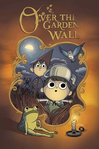 Cartoni animati Over the Garden Wall - Over the Garden Wall