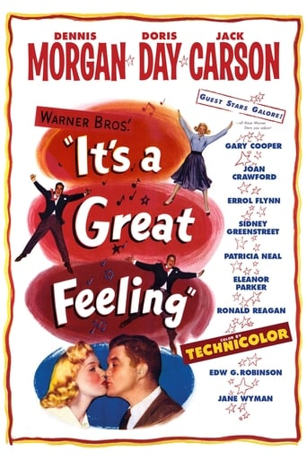 Poster of It's a Great Feeling