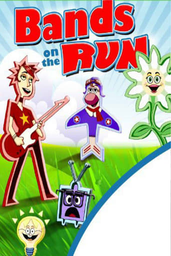 Poster of Bands on the Run