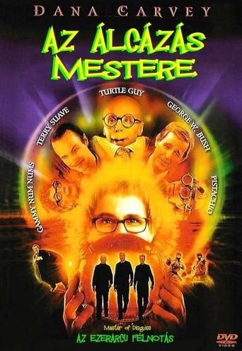 Poster of Az álcázás mestere
