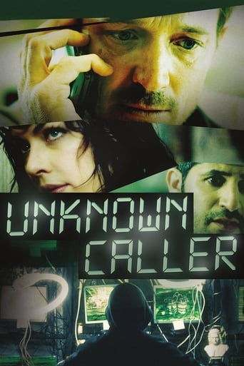 Poster of Unknown Caller