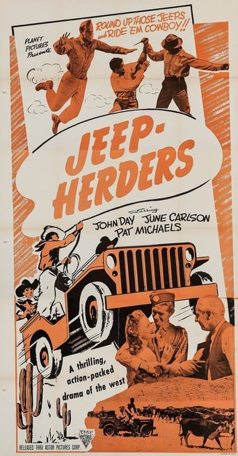 Poster of Jeep-Herders
