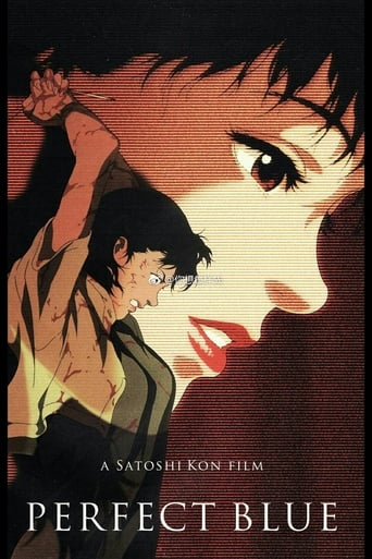 Poster Perfect Blue