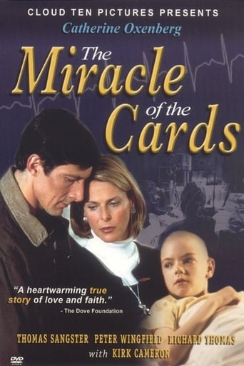 Poster of The Miracle of the Cards