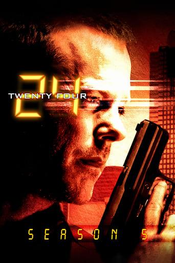 24 valandos / 24 (2006) 5 Sezonas