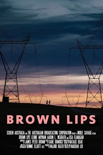 Poster of Brown Lips