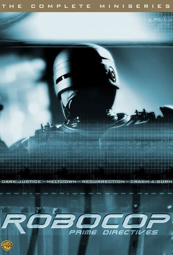 Poster of Robocop: Prime Directives