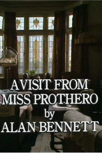 Poster of A Visit from Miss Prothero