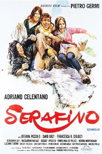 Poster of Serafino