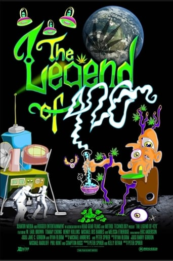 Poster of The Legend of 420