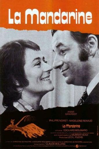 Poster of La mandarine