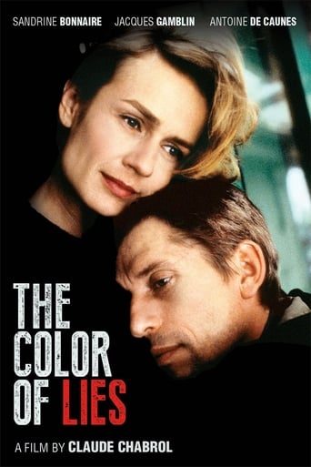 Poster of The Color of Lies