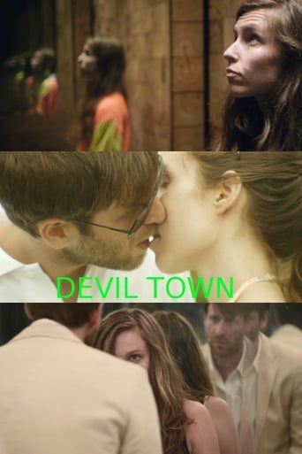 Poster of Devil Town