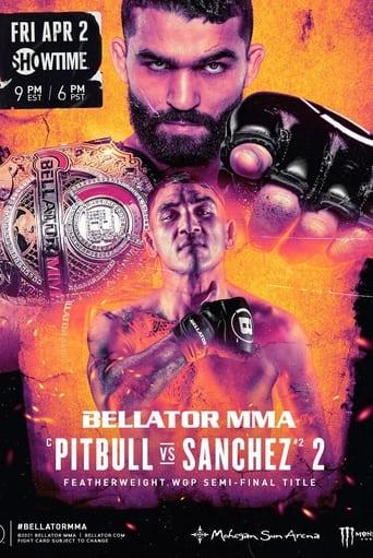 Bellator 255: Pitbull vs. Sanchez 2