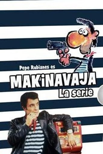 Poster of Makinavaja: La serie
