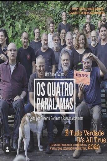 Os Quatro Paralamas - Poster