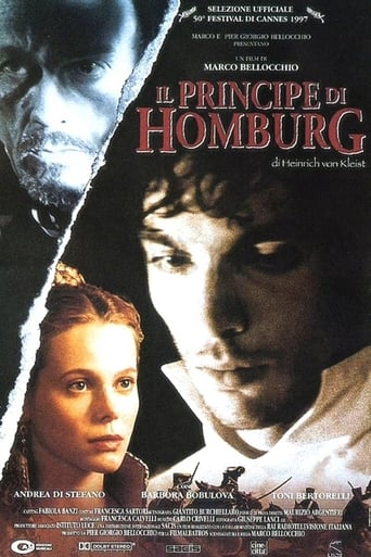 Poster of The Prince of Homburg