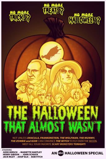 Poster of The Halloween That Almost Wasn't