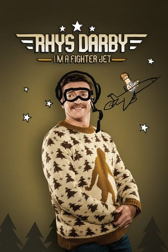 Poster of Rhys Darby I'm A Fighter Jet