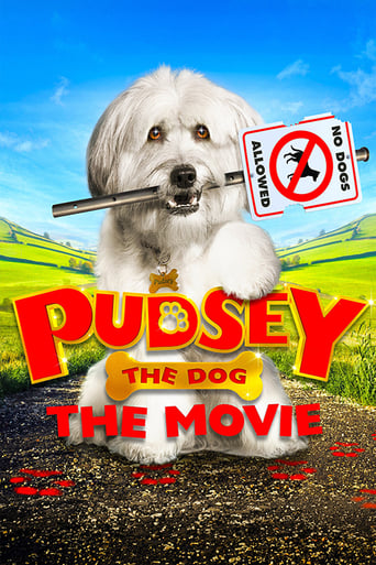 Poster of Pudsey the Dog: The Movie