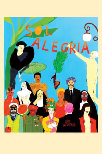 Sol Alegria - Poster