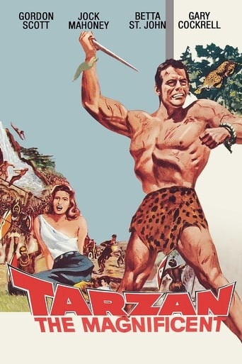 Poster of Tarzan the Magnificent