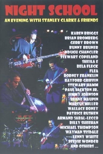 Night School: An Evening with Stanley Clarke & Friends Movie Poster