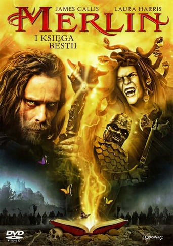 Poster of Merlin and the Book of Beasts