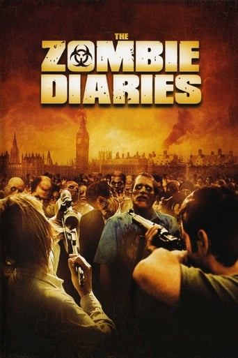 Poster of The Zombie Diaries