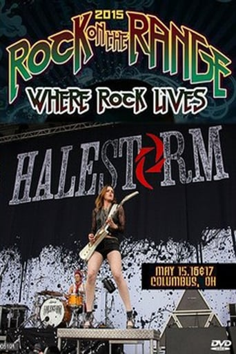 Halestorm - Rock on the Range Festival 2015