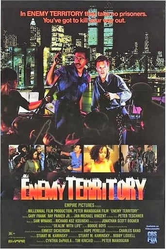 Poster of Enemy Territory