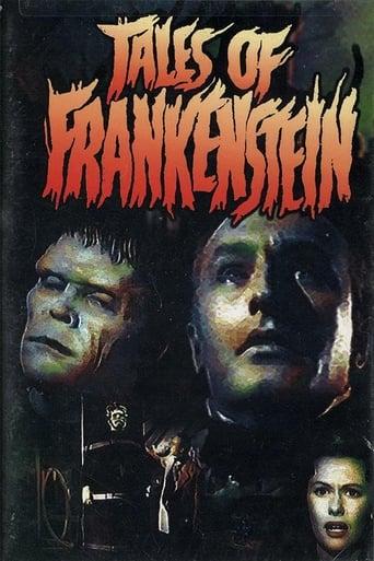 Poster of Tales of Frankenstein