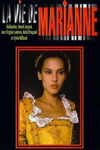 Poster of La Vie de Marianne