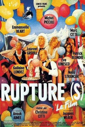 Poster of Rupture(s)