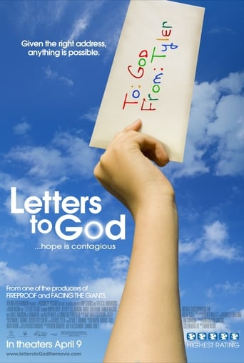 Poster of Letters to God