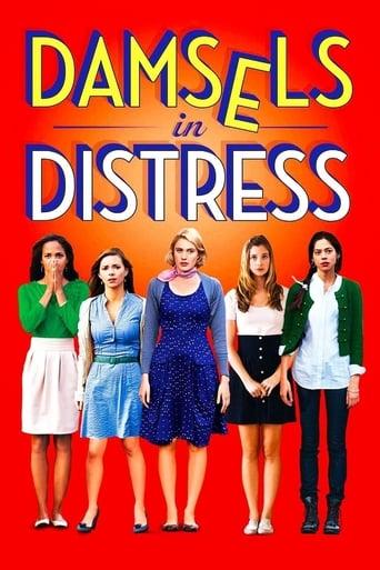 Damsels in Distress (2011) - poster