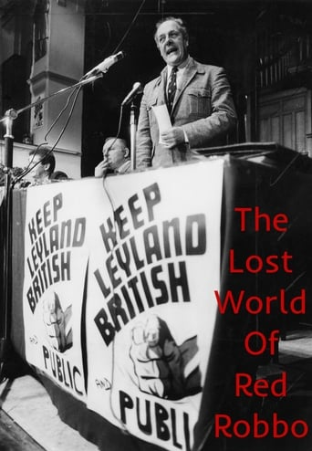 The Lost World of Red Robbo
