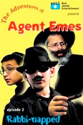 Agent Emes 2: Rabbi-napped
