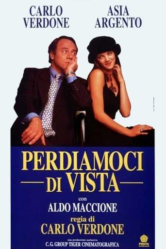 Poster of Perdiamoci di vista
