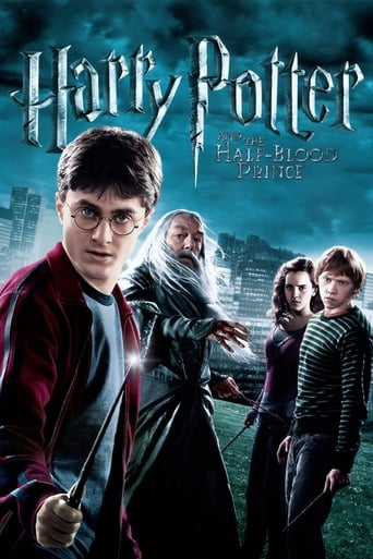 Haris Poteris ir Netikras Princas / Harry Potter and the Half-Blood Prince (2009)