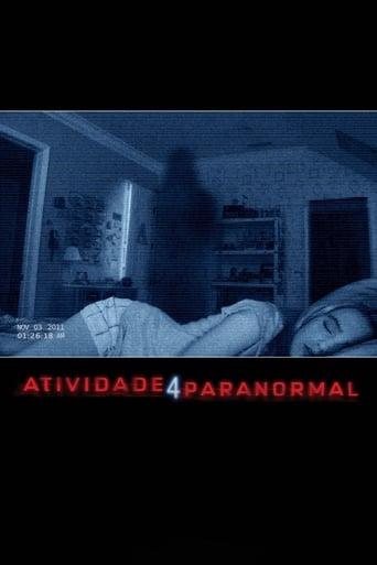 Atividade Paranormal 4 - Poster