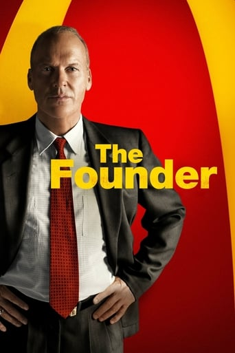 Poster of The Founder