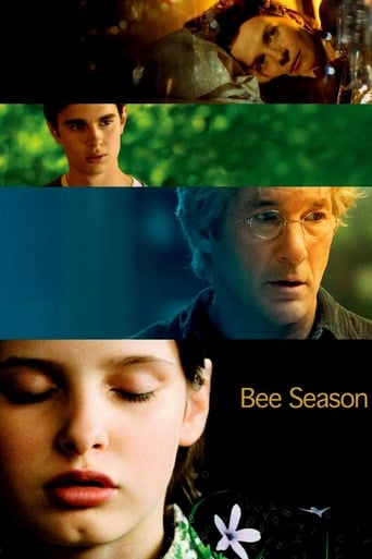 Poster of Bee Season